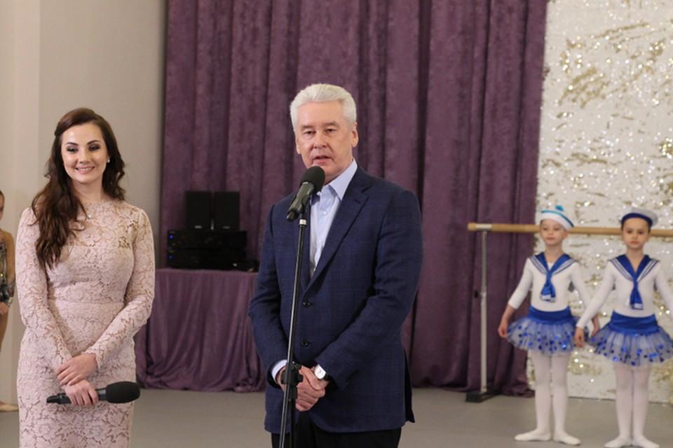 Международный центр балета открылся наВДНХ