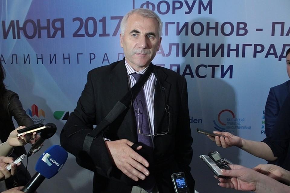 Калининградскую область хотят сделать мостом между Россией и европейским союзом