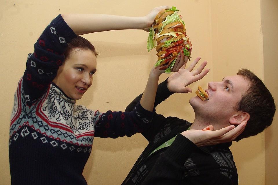 Русские диетологи назвали основные причины массового ожирения жителей