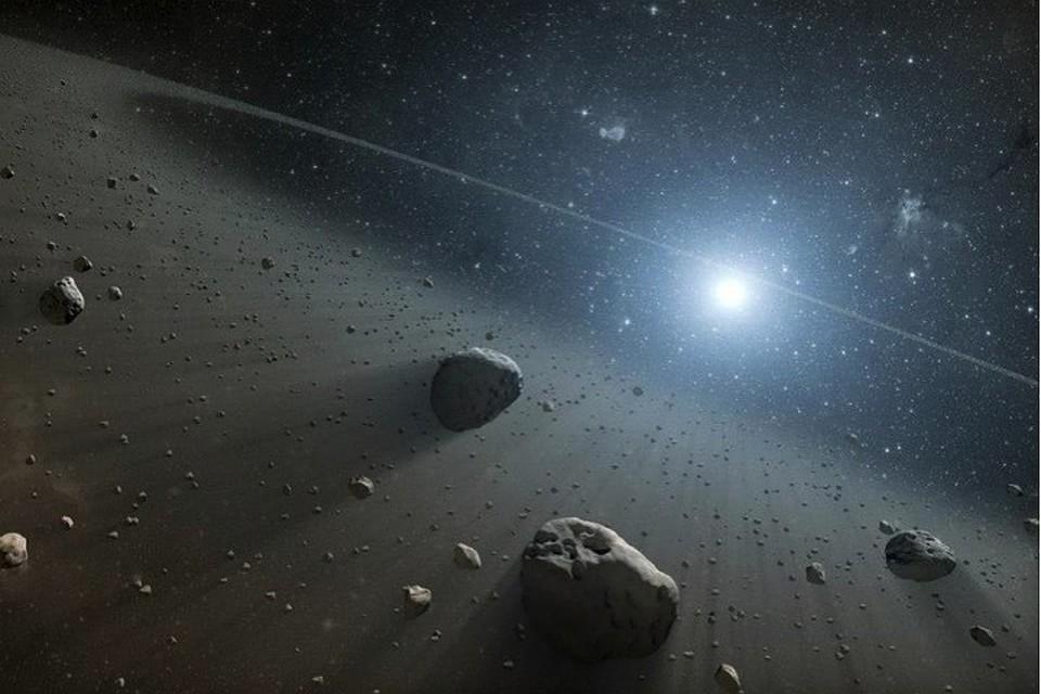 Астероиды проносятся рядом с Землей чуть ли не каждый день.