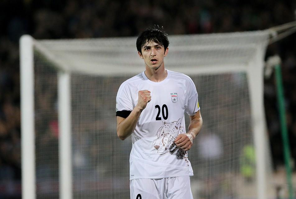Сборная Ирана стала 2-ой  командой, которая поедет в Российскую Федерацию  начемпионат мира