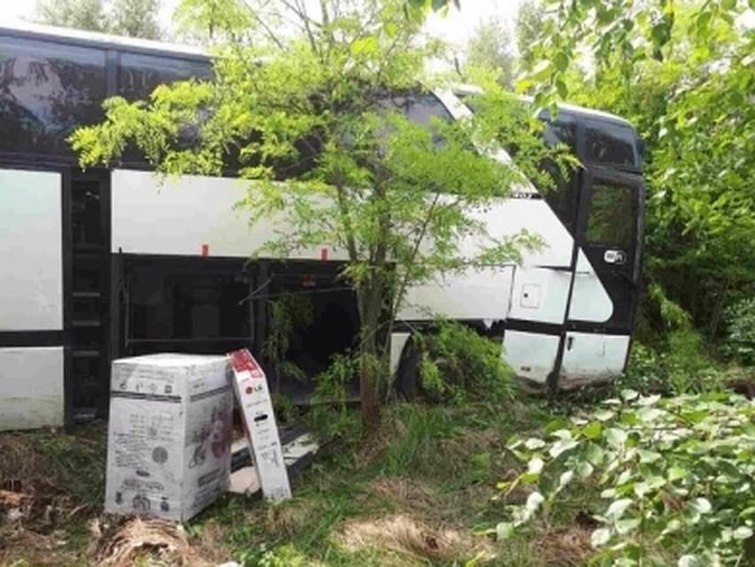 Под Воронежем два ребенка пострадали в трагедии савтобусом