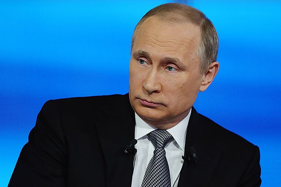 В.Путина возмутила заработная плата молодой учительницы изИркутской области 114