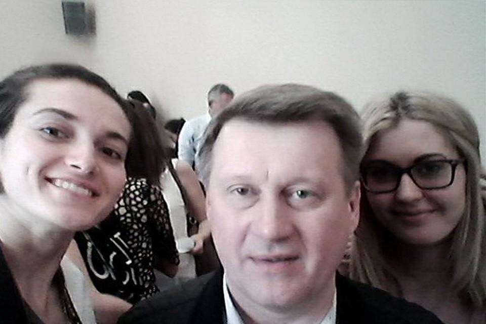 ВНовосибирске стартовал конкурс налучшее селфи смэром