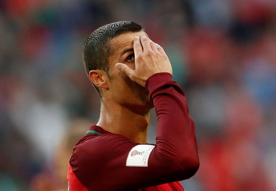 Роналду получил травму вматче сМексикой Кубок конфедераций