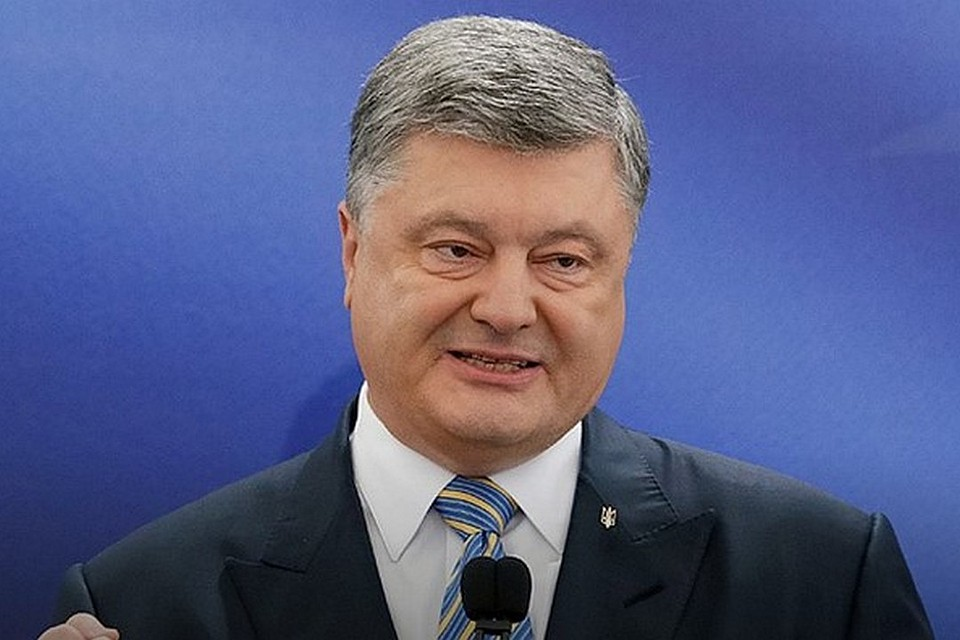 Порошенко предложил разработать закон о начислении пенсий жителям Крыма и Донбасса