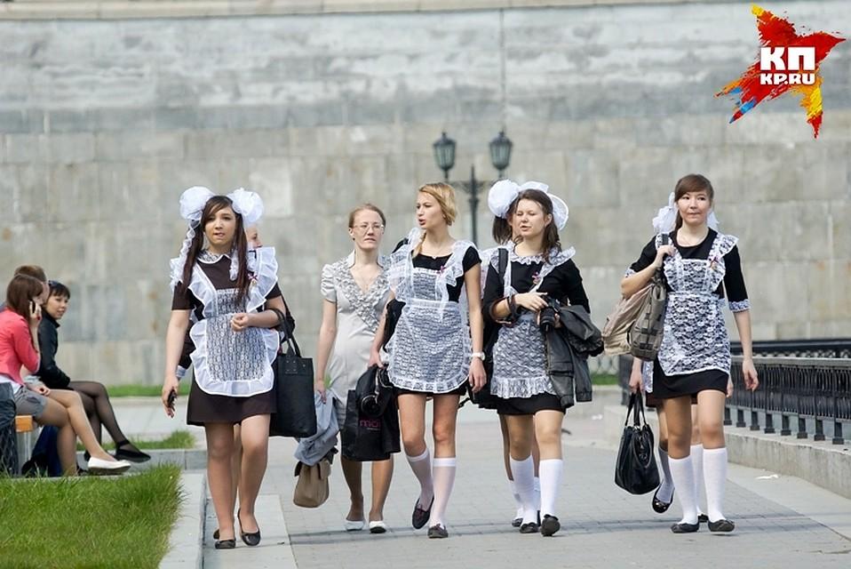 ВЕкатеринбурге около 5000 школьников отпразднуют 23июня выпускные вечера