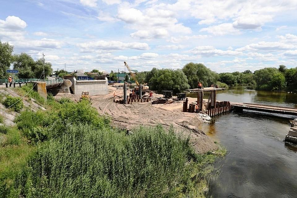 Доконца года вВолгоградской области откроют новый мост через Бузулук