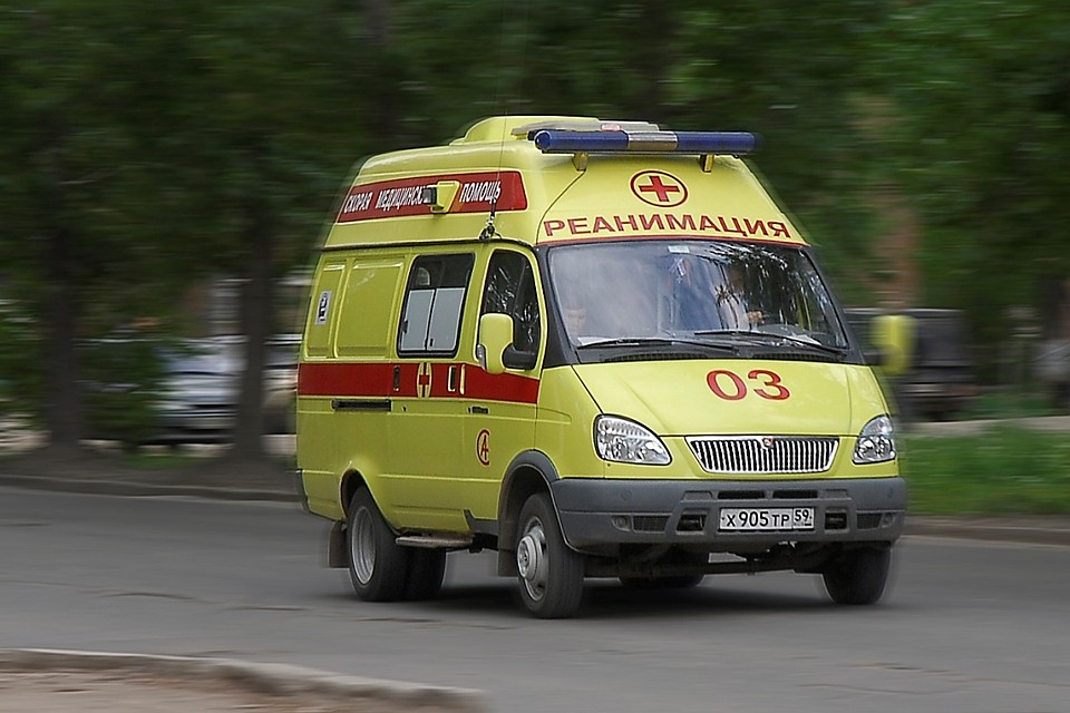 ВПерми при взрыве газового баллона пострадал мужчина