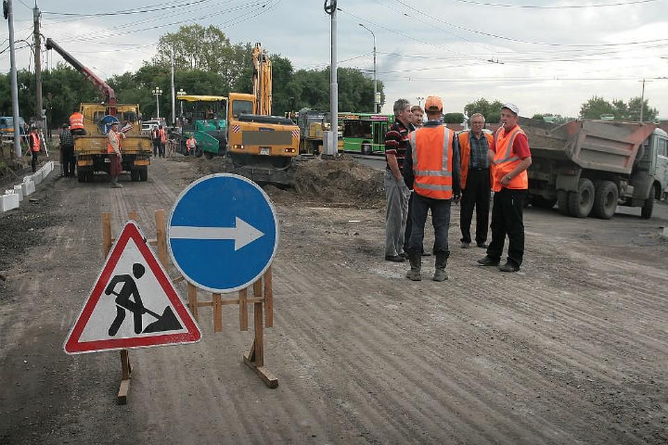 Воронежские власти пояснили, как объезжать строящийся участок дороги «Дон» около Лосево