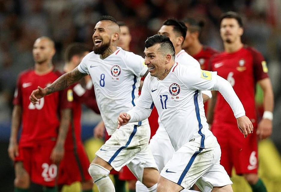 Чилийские хирурги смотрели матч Кубка конфедераций сПортугалией вовремя операции