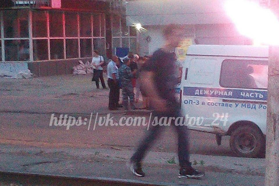 На1-й Дачной изиномарки выстрелили впешехода