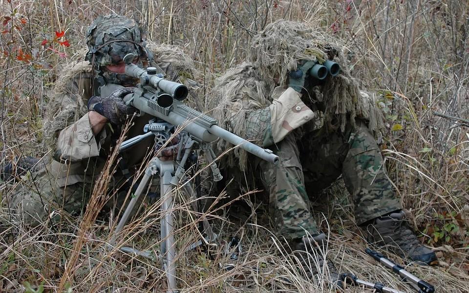 ВДонбасс прибыли 20 женщин-снайперов изПольши