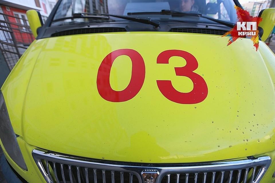 Число пострадавших вДТП вКрасноярском крае достигло 12 человек