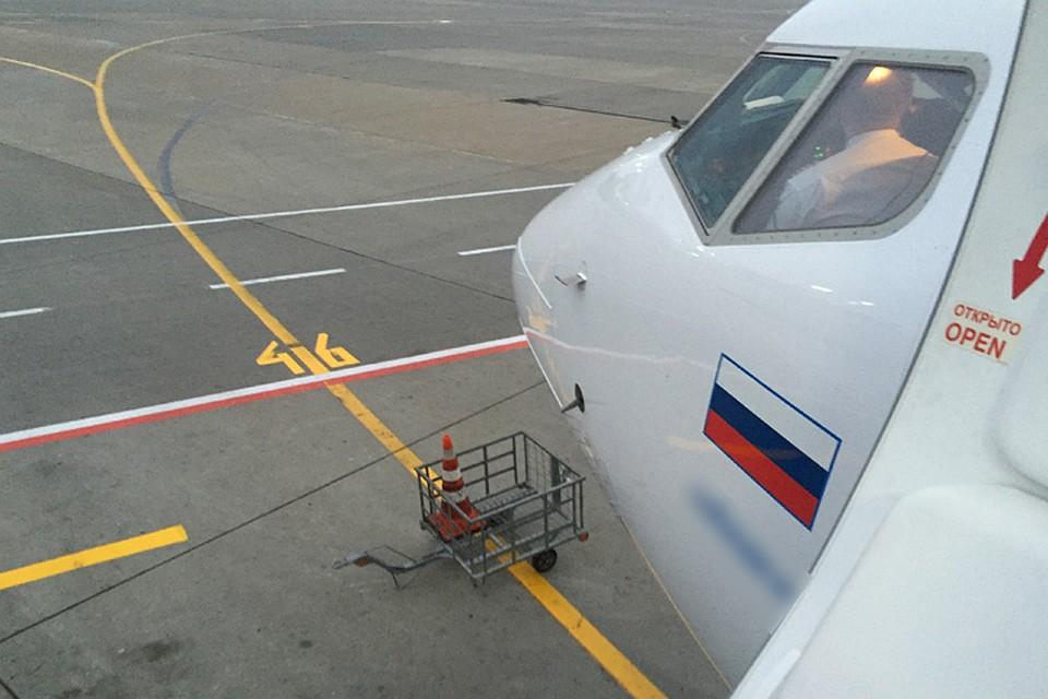 Одиннадцать рейсов задержаны из-за размытой дождем взлетной полосы вБодайбо