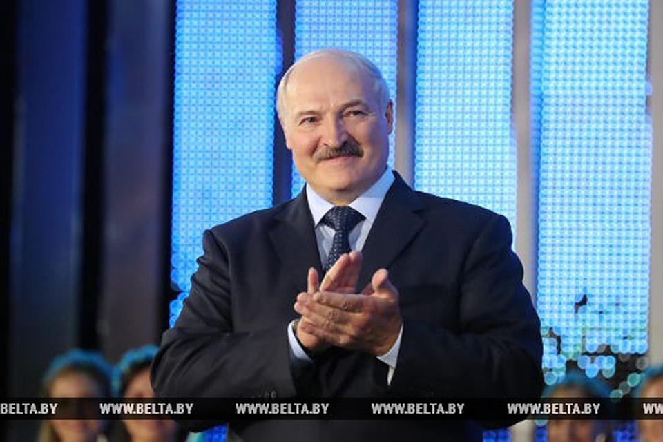 Лукашенко объявил оросте авторитета республики Белоруссии вмире
