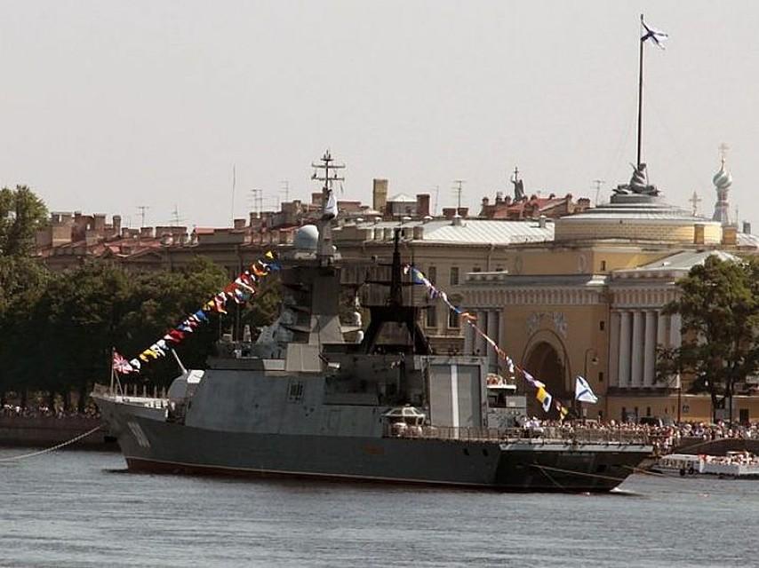 Тихоокеанский флот РФ пополнится новым корветом «Совершенный»