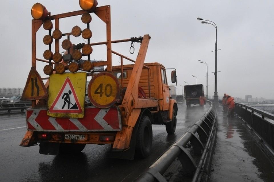ВТомске частично перекроют движение на 2-х дорогах