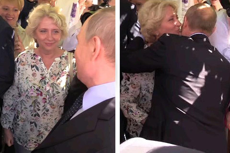Путин лично поздравил правозащитницу Алексееву с90-летием