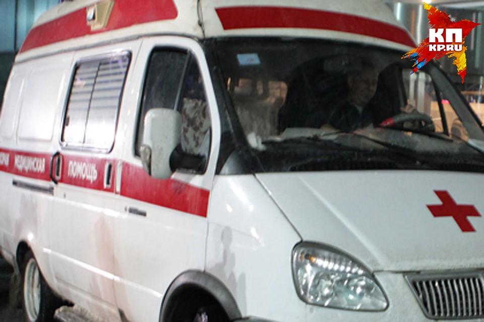 ВБрянске вавтобусе упала исломала руку 77-летняя пенсионерка