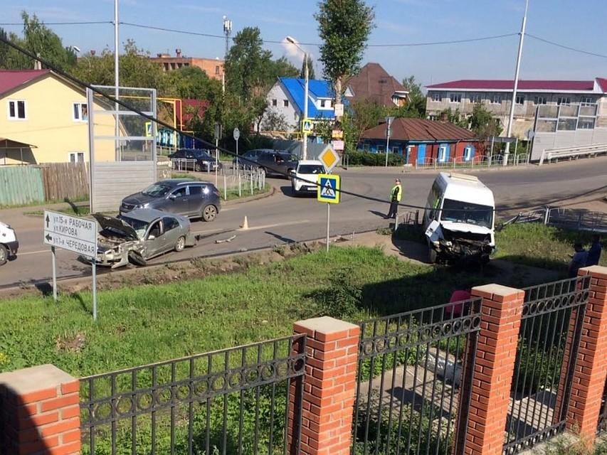 Под Омском вДТП погибли три человека ибыл травмирован двухлетний ребёнок