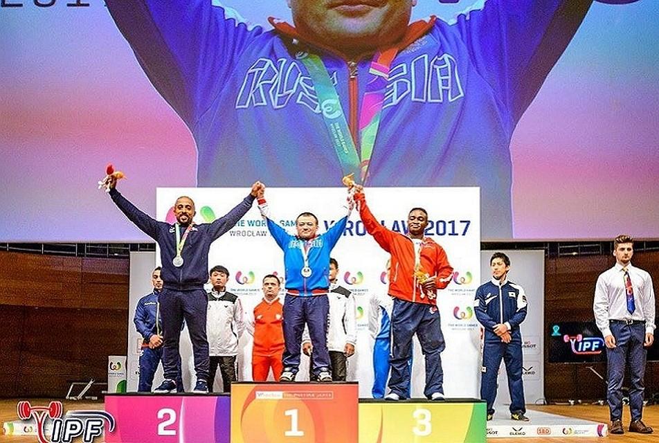 Новгородский ориентировщик Андрей Храмов завоевал бронзу наВсемирных играх
