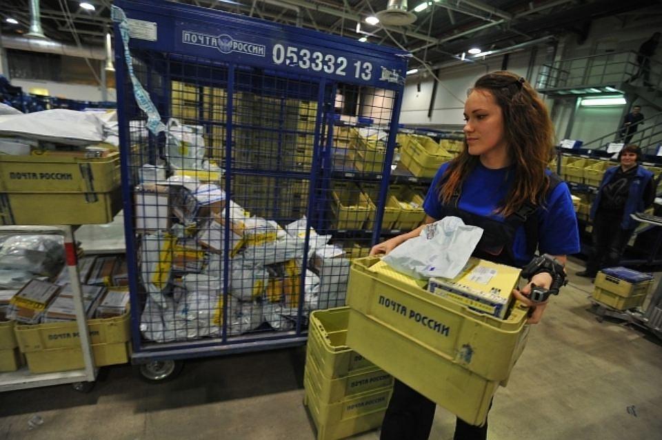 Посылку намурманской почте вскрывали cотрудники экстренных служб ислужебная собачка