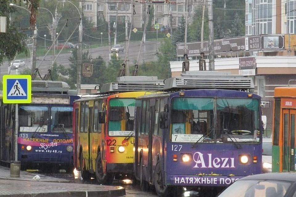 ВЧебоксарах обсуждается возможность приобретения белорусских троллейбусов