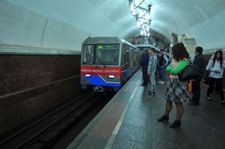 Движение поездов накрасной ветке московского метро частично приостановлено