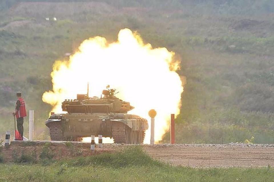 РФ  высылала  приглашения странам— членам НАТО посоревноваться наАрмейских играх