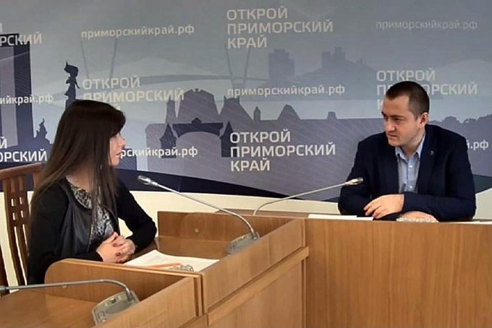 ВПриморье сняли сдолжности депутата зафотографии сизвращениями— Александр Евсеев