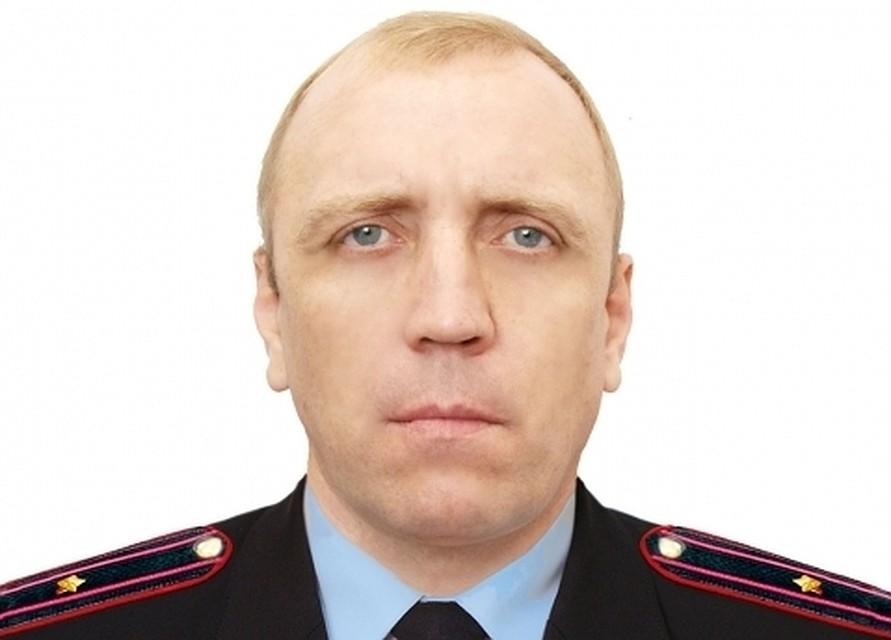 ВТроицком районе участковый спас женщину напожаре