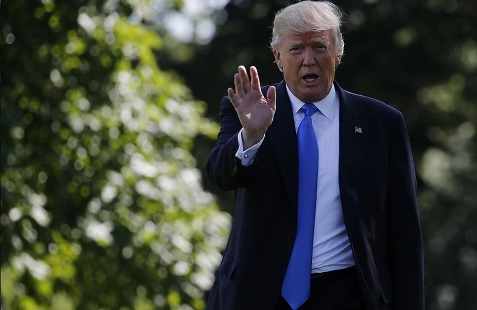 Трамп объявил , что заухудшение отношений сРоссией можно благодарить съезд