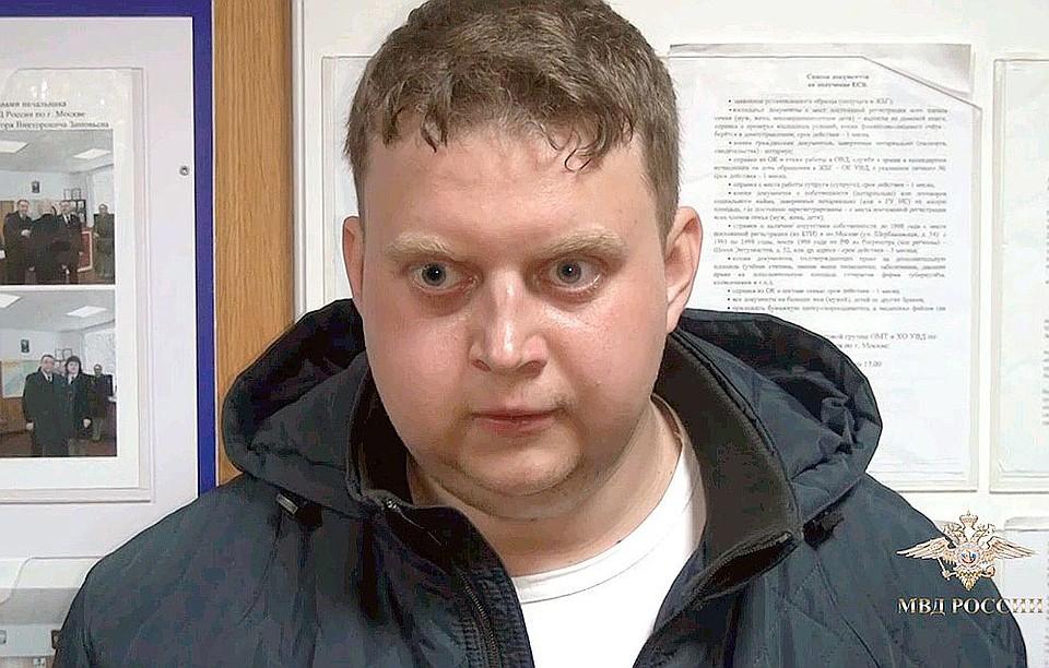 Московского почтальона-куратора «группы смерти» оставили вСИЗО наУрале