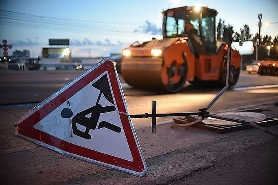 НаВасильевском острове доконца осени закроют движение на18