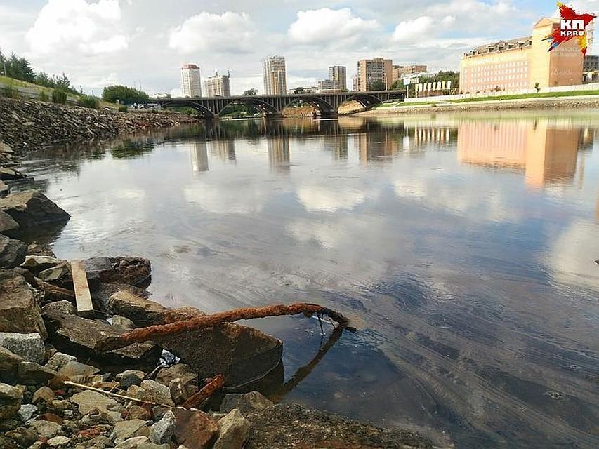 екатеринбург река исеть рыбалка