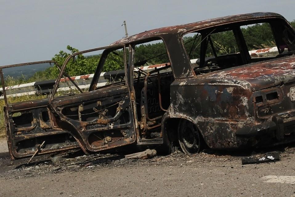 ВКотельниково при взрыве машины умер 67-летний мужчина