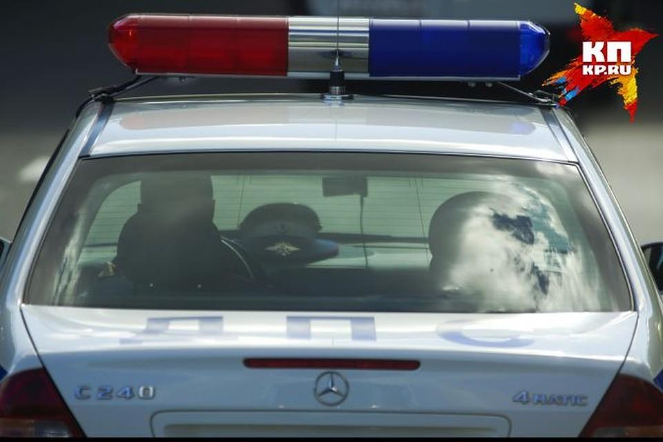 Один человек умер идвое пострадали вДТП наугнанной машине