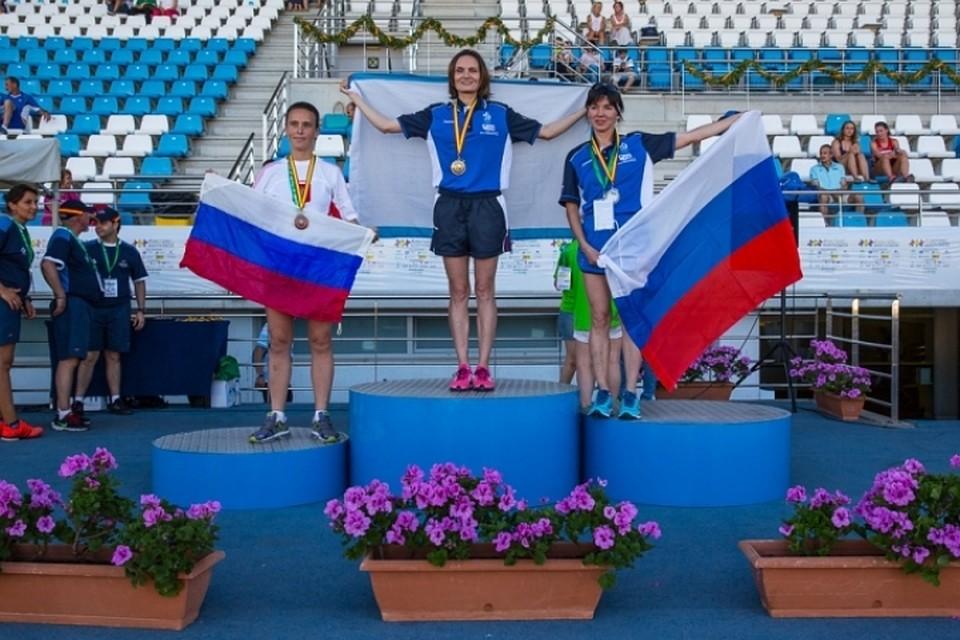 Полицейская изТатарстана стала чемпионкой ХVII Всемирных игр вСША