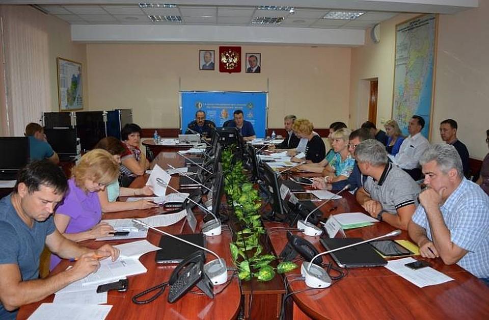 Электроснабжение восстановлено практически  вовсех населенных пунктах Приморья