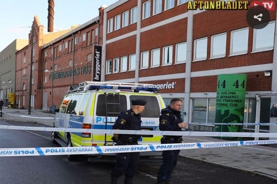 ВМальме произошла стрельба, три человека ранены