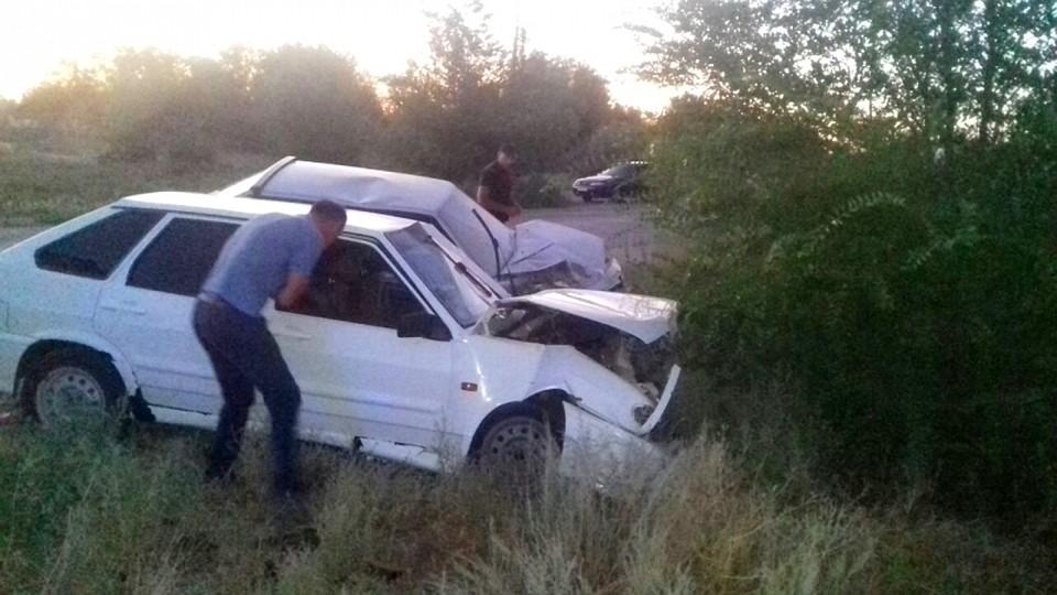 Мужчина иребенок пострадали вДТП вАстраханской области