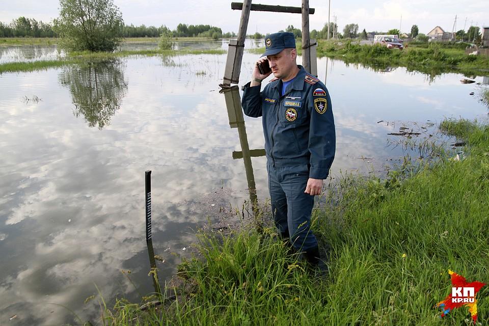 ВРубцовске начали оплачивать компенсации пострадавшим отподтопления