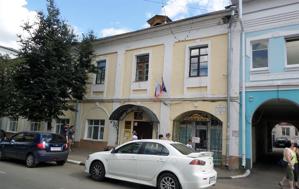 Стало известно, почему эвакуировали людей изстаринного здания вЯрославле