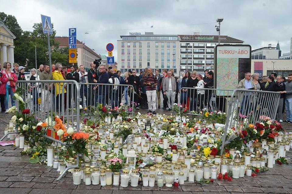 Ростуризм узнает, былили жители России среди пострадавших при нападении вФинляндии