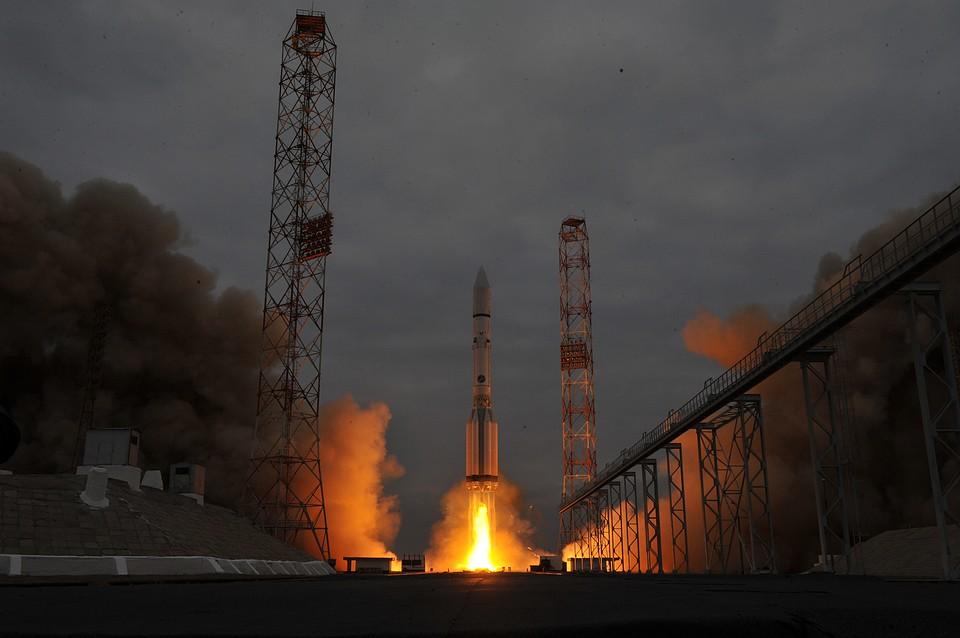 Рогозин установил точку впроизводстве омской ракеты «Ангара»
