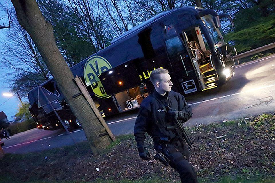 Задержанному занападение на«Боруссию» предъявлено обвинение