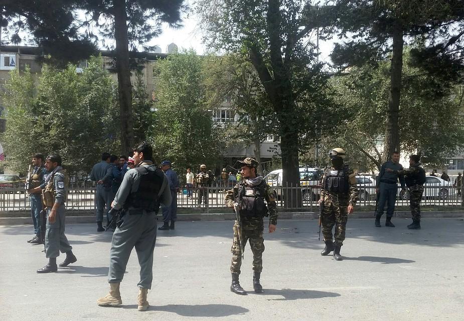 Дом депутата парламента Афганистана подвергся атаке смертника