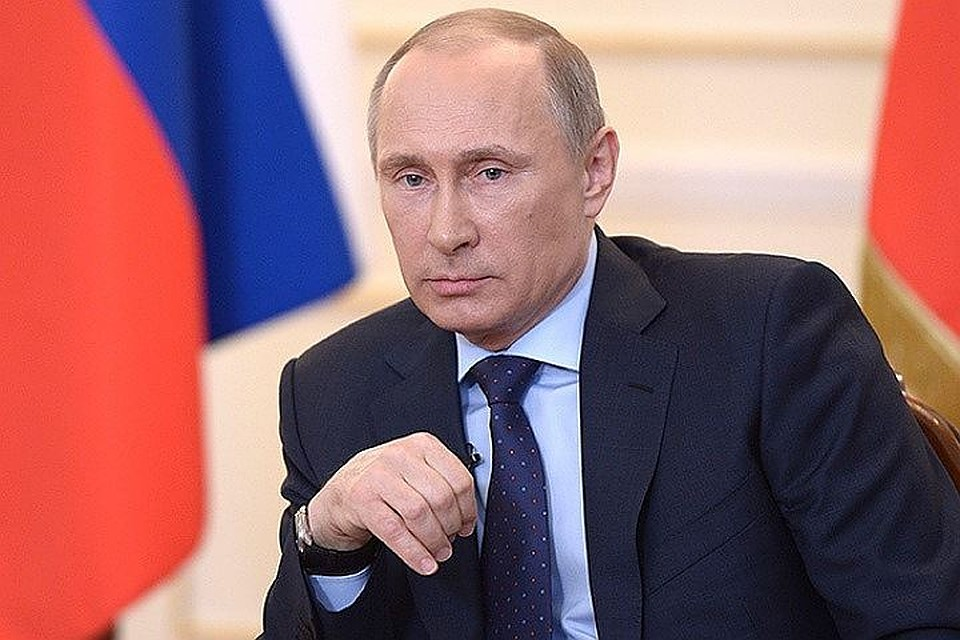 Путин поздравил русских нефтяников спрофессиональным праздником