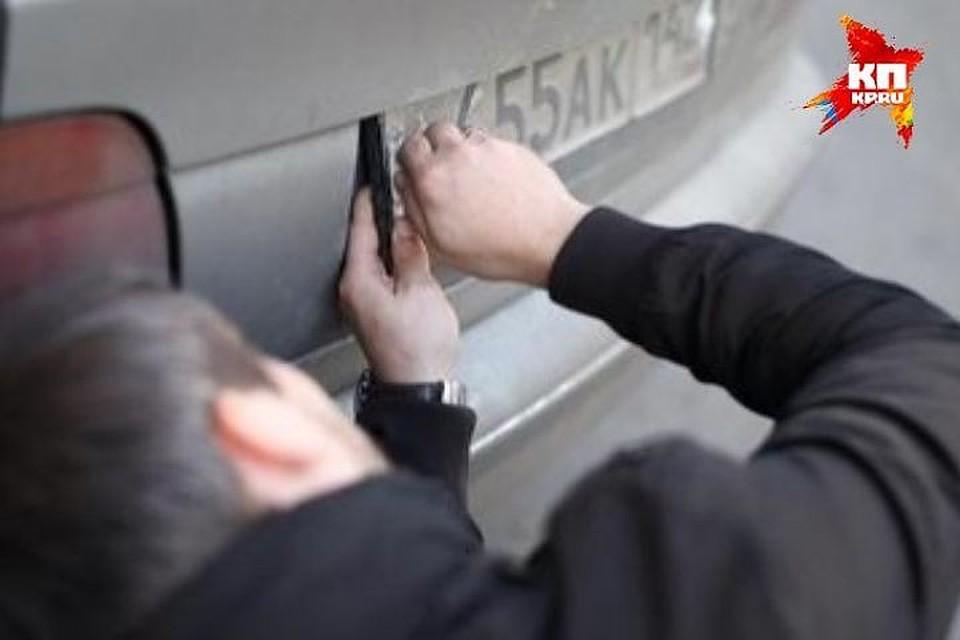 В Российской Федерации в 2018 появятся автомобильные номера нового формата